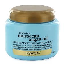 organix argan mask