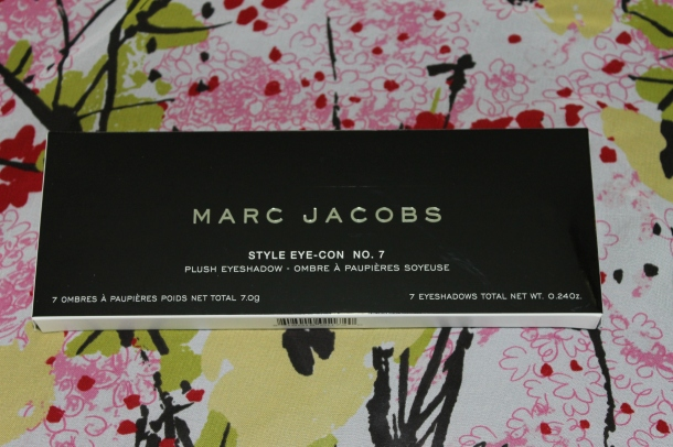 Marc Jacobs Style Eye-Con No. 7. Pic by www.somethingtoconsiderblog.com