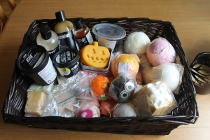 LUSH Collection and Storage