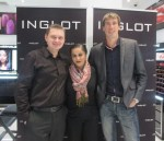 Inglot VIP Beauty BloggerEvent!